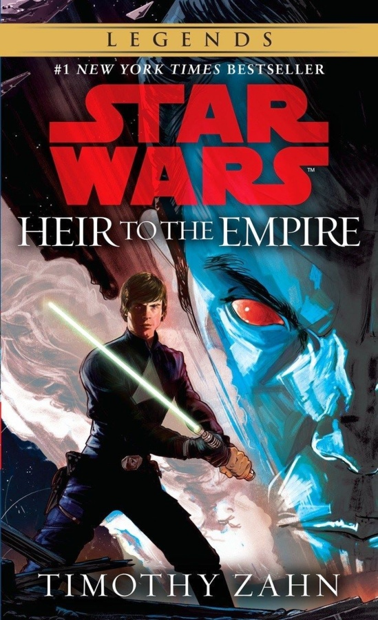 Heir to the Empire (Star Wars Legends)Review